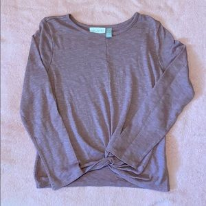 Girls Lightweight Sweater